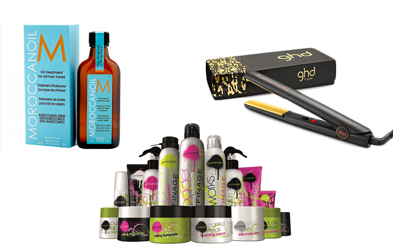 TGR Salon - Proffesional Products